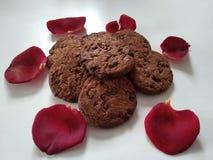 A delicious cookies royalty free stock photos