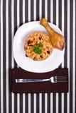 Delicious couscous Stock Photos