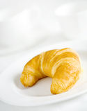 Delicious croissant Royalty Free Stock Image