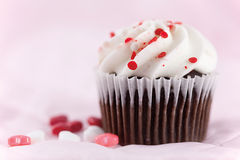 Delicious Cup Cake Stock Photo