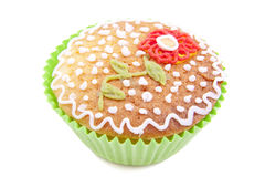 Delicious cupcake Royalty Free Stock Photography