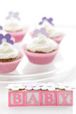 Delicious cupcakes Royalty Free Stock Photos