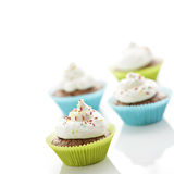 Delicious cupcakes Royalty Free Stock Photography
