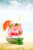 Delicious daiquiri cocktail Stock Image