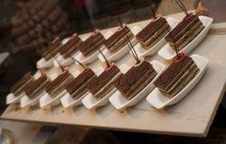 Delicious Dessert Stock Photography