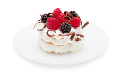 Delicious dessert Stock Image