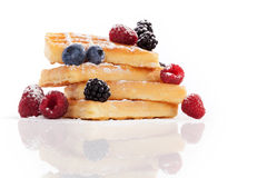 Delicious dessert. Royalty Free Stock Photos
