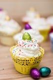 Delicious dessert muffins Stock Image