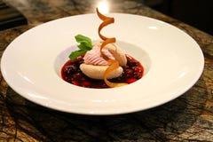 Delicious dessert Royalty Free Stock Photos