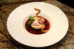 Delicious dessert Royalty Free Stock Photo