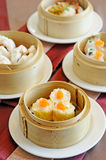 Delicious Dim-Sum Stock Image