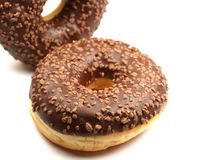 Delicious donut Royalty Free Stock Images