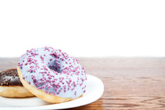 Delicious, donut, eat Royalty Free Stock Photos