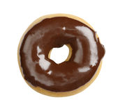 Delicious donut isolated Royalty Free Stock Photos