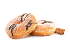 Delicious donuts Royalty Free Stock Images