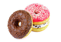 Delicious donuts Stock Photography