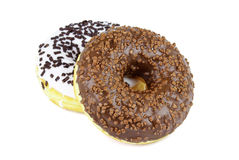 Delicious donuts Royalty Free Stock Photography