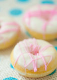 Delicious donuts Royalty Free Stock Photo