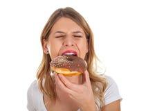 Delicious doughnut Royalty Free Stock Image