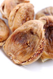 Delicious dried figs Stock Image