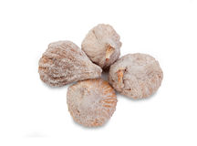 Delicious dried figs Royalty Free Stock Photography