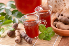 Delicious drink tamarind Royalty Free Stock Images