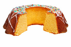Delicious Easter cake. Stock Images