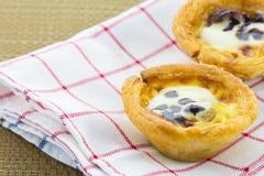 Delicious Egg tarts Royalty Free Stock Image