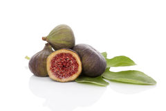 Delicious figs. Royalty Free Stock Photo