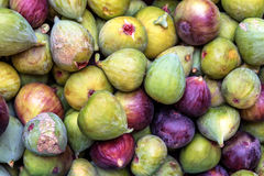 Delicious figs texture Stock Images