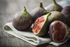 Delicious figs Stock Photo