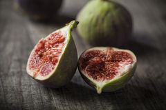 Delicious figs Royalty Free Stock Photos