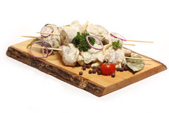 Delicious food Stock Photography