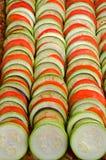Delicious food Ratatouille Royalty Free Stock Photos