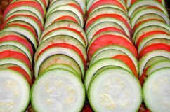 Delicious food Ratatouille Royalty Free Stock Images