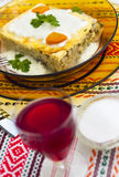 Delicious food Stock Images