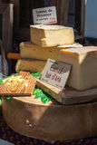 Delicious French Cheese Royalty Free Stock Photos