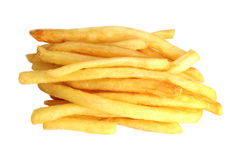 Delicious french fries Stock Images