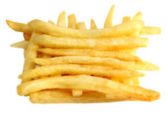 Delicious french fries Stock Photos