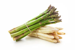 Delicious fresh asparagus Royalty Free Stock Image