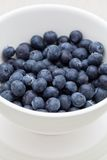 Delicious fresh blueberries Royalty Free Stock Photography
