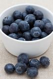 Delicious fresh blueberries Royalty Free Stock Image