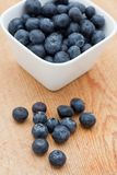 Delicious fresh blueberries Royalty Free Stock Photo