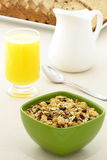 Delicious fresh breakfast Stock Photos