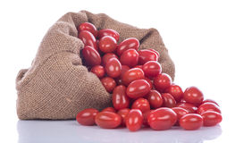 Delicious fresh cherry tomatoes royalty free stock images