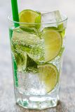 Delicious, fresh drink on the table Stock Photography