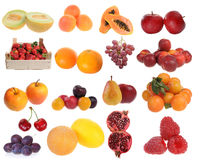 Delicious fresh fruit Royalty Free Stock Images