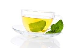 Delicious fresh Mint tea. Stock Images