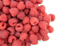 Delicious Fresh Raspberries Royalty Free Stock Images
