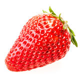 Delicious fresh red Strawberry fruits Royalty Free Stock Photography